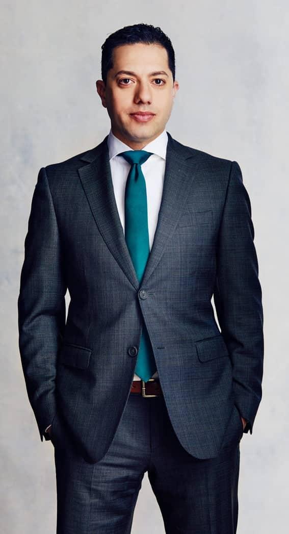 Daniel brown - lawyer