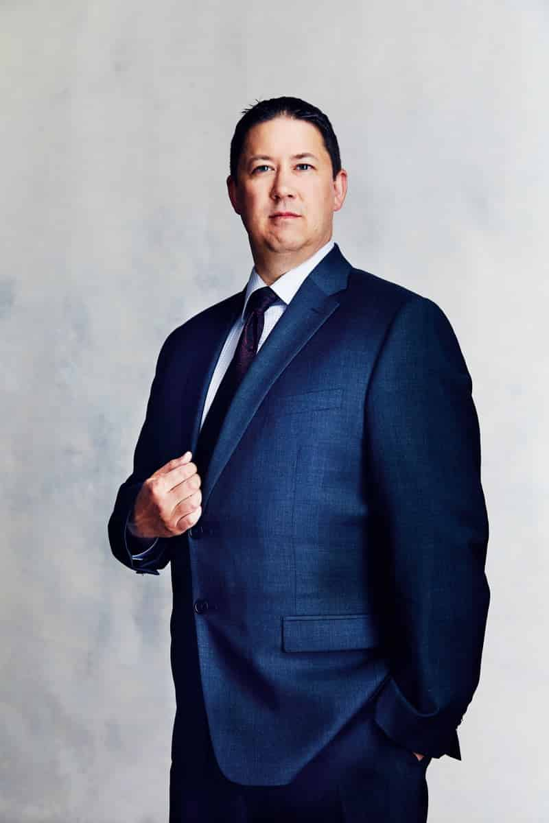 Mark Halfyard- Appeal Lawyer