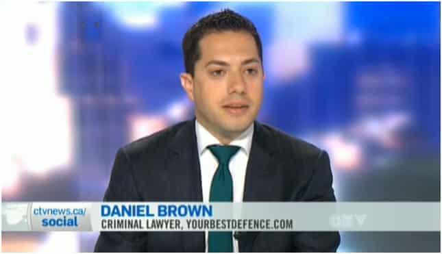 Daniel Brown - Toronto Lawyer